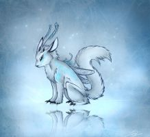 Of Light and Ice. by LadyBD