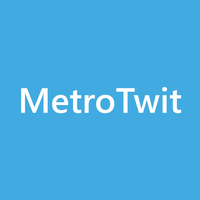 MetroTwit (Variation 1) Windows 8 Metro Tile by murfad