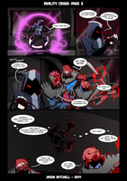 DU: REALITY CRISIS - Page 3 by VexusVersion