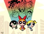 Powerpuff Girls by TraiN8