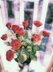 Red Roses by DigitalHyperGFX