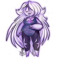 Amethyst by DollCreep