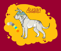 Augan Ref by Nonsensical-Me