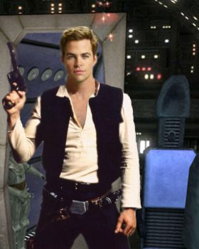 Kirk Solo by disdaining-fortune