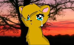 Kirara Crying by bluekitti13