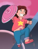 and Steven by your-undead