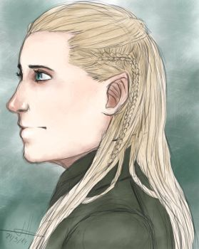 Legolas by murdoc97