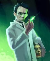WIP UNFINISHED Reanimator by Cowboy-Lucas