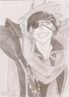 And more Lavi... by Melani-Uchiha