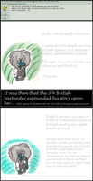 Ask Fanny: Those Bloody Accent-Stealin' Aussies by AmbiguouslyAwesome1