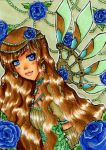 ACEO 10: Art trade with Michaela9 by Solceress