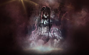 Finn Balor wallpaper by Lazlov