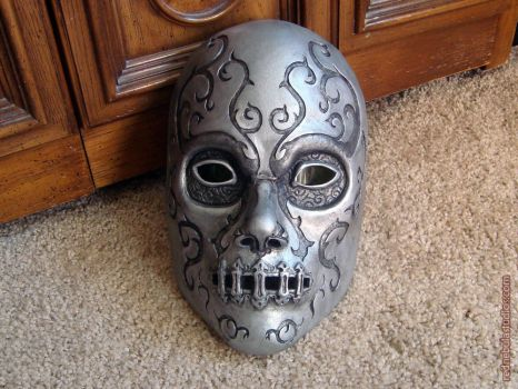 Death Eater Mask by Nightlyre