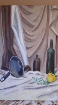 Beige still life by another-awesome-girl