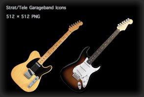 Garageband Icons 'Fender' by Chris-Marshall