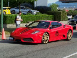 Rosso Corsa Scuderia by SeanTheCarSpotter