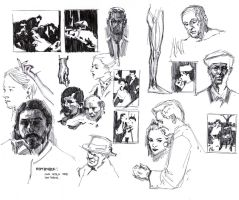 Various Studies2 by FUNKYMONKEY1945