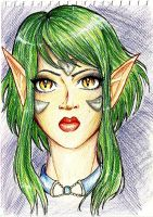 GIFT: Aaia by amazonitte