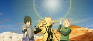 team 7 reborn by Bleach-Fairy