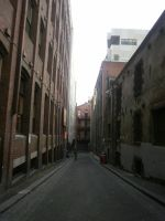melbourne alley 6 by LuchareStock