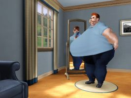 Sims 3 Joe Swanson by Beast72