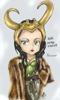 Lady Loki Contest by YattaChan