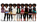 ||Cosplay Meme|| Guess them all? by Infamous-Taylor