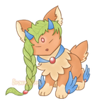 Nature Guardian Adoptable (OPEN) by BrownBlurry