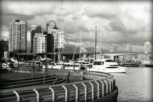 Urban Vancouver 3 by PascalsPhotography