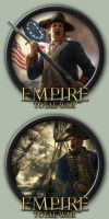 Empire: Total War Icons by kodiak-caine