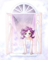 Looking You Through the Window by J8d
