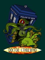 ''Doctor Cthulwho'' by kitfox21187