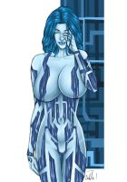 Cortana 2 by PatrickS-Artist