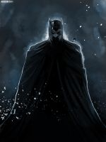 The Dark Knight by rcrosby93