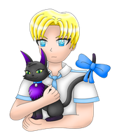 Jusis and Celine transparent by MikariStar