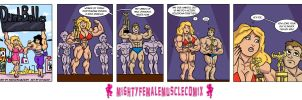 DumbBelles Sample Strip 1 by SteeleBlazer84