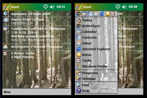 Enchanted Woods for PocketPC by Meow-chi