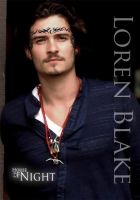 Orlando Bloom As Loren blake by DraconisGeshaVampyre