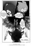 From Chains to Thorns - A One Shot Manga Page by AnimalCreation