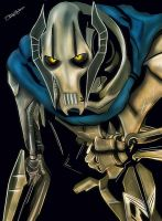 General Grievous by 3xcrazy