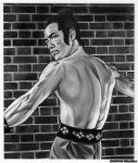 Bruce Lee _ The Dragon of Jade by FantasminhaCamarada