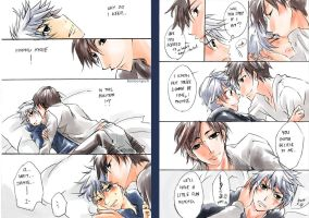 ROTG Doujinshi - Naughty Kid Series # 5 Fun by BonBonPich