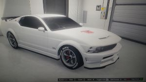 My Vapid Dominator  by jnrdarkside111