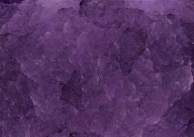 Amethyst Coloured Rock by PaulineMoss