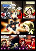 Justice League - Initiations (23) Holding Back by adamantis