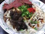 my cooking-beef noodles by sinammonite