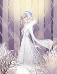The Snow Queen by BessiEli