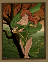 Verdant Eve: Commission by Daystorm