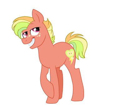 Zapapple [macdash request] by guzzlord