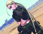 Cammy Omega Black Agent (Final WIP) by BrutalAce